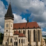 Bazilik minor Sv. Egídia 150x150 Bardejov